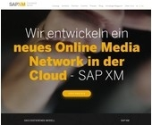 SAP XM als neues Online Media Network