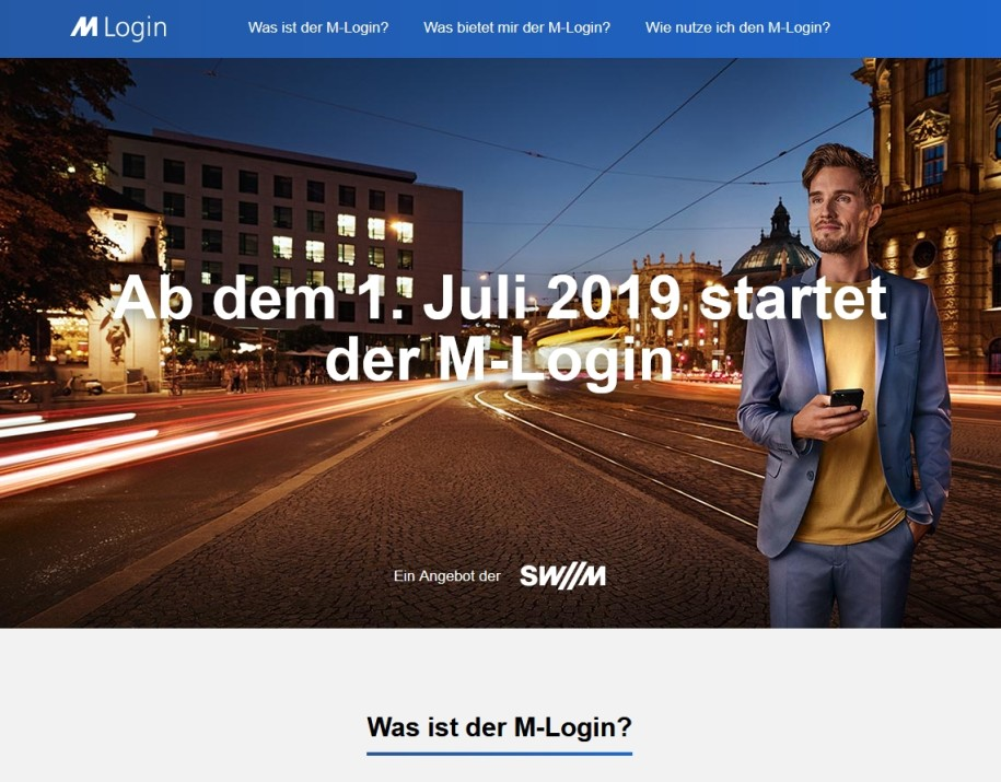 Login was ist Personal and